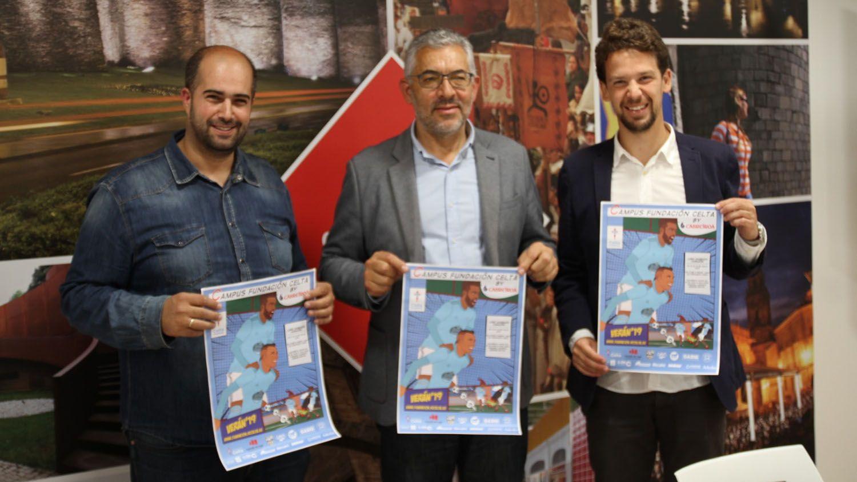 El Campus de la Fundación Celta en Lugo fue presentado oficialmente