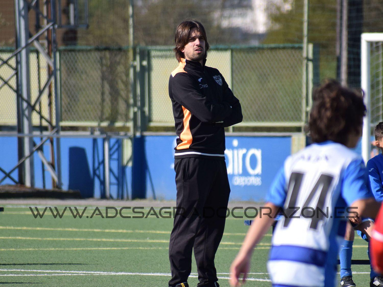 Brais Rozados será el nuevo coordinador de la Escuela