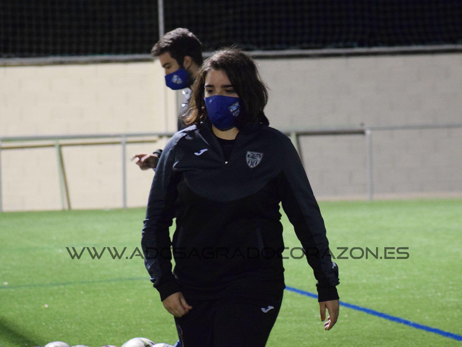 Patricia Fernández se incorpora al staff técnico de entrenadores